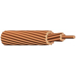Southwire - 10674003 - 198 ft. Stranded Building Wire Wire Type and 4 AWG