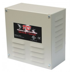 TCI (Trans-Coil International) - KDRULA27HE01 - UL Type 1 Enclosure, High Z Input Line Reactor, 208/240 Input Voltage, 6.6 Max. Output Amps
