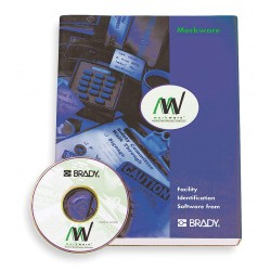Brady - 20700 - Brady MarkWare Printer Software CD, ( Each )