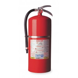 Kidde Fire and Safety - PROPLUS5 - Dry Chemical Fire Extinguisher with 5 lb. Capacity and 12 to 14 sec. Discharge Time