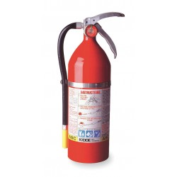 Kidde Fire and Safety - PROPLUS 20 - Dry Chemical Fire Extinguisher with 20 lb. Capacity and 26 to 28 sec. Discharge Time