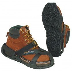 Ergos - G88603B - Antifatigue Soles, Men's Size 13 to 16, Black