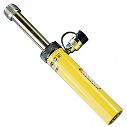 """Enerpac - BRC46 - 5 tons Single Acting Pull Steel Hydraulic Cylinder, 5-1/2"""" Stroke Length"""