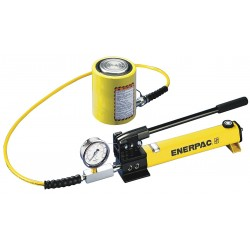 Enerpac - SCL101H - Pump and Cylinder Set with 10 Cylinder Capacity (Tons)