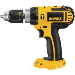 "Dewalt - DCD775B - Dewalt 18V 1/2"" (13mm) Cordless Compact Hammerdrill (Tool Only) - Hammer Drill - 0.50"" Chuck"