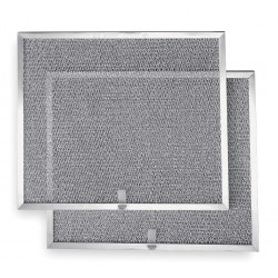 Broan-NuTone - BPSF30 - Broan BPSF30 Non-Ducted Air Filter - For Vent Hood - Remove Grease - Aluminum