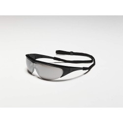 Uvex / Sperian - 11150354 - Millennia Scratch-Resistant Safety Glasses, Silver Mirror Lens Color