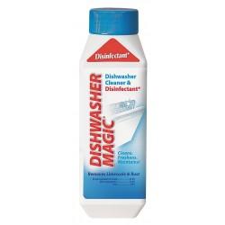 Dishwasher Magic / Summit - DM06N - Liquid Dishwasher Cleaner, 12 oz. Bottle, 1 EA