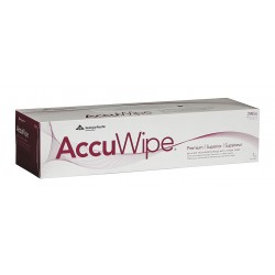 Georgia Pacific - 29856 - AccuWipe Prem Delicate Task Wipers - For Electronic Equipment, Lens - Anti-static, Streak-free - Fiber - 15 / Box - White