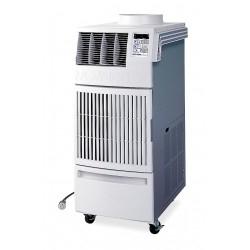 Denso International - OFFICE PRO 24 - Commercial/Industrial 230/208VACV Portable Air Conditioner, 24, 000 BtuH Cooling