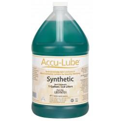 Accu-Lube / ITW - LBSYNT01 - Liquid Lubricant, Base Oil : Synthetic, 1 gal. Jug