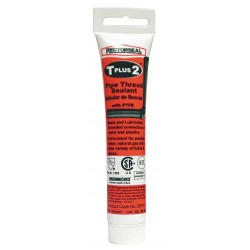 Rectorseal - 23710 - 1.75 oz. Tube Pipe Thread Sealant with 2000 psi, White