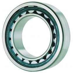 FAG / Schaeffler Technologies - NU210-E-TVP2 - Cylindrical BRG, Cage Guided, Bore 50 mm