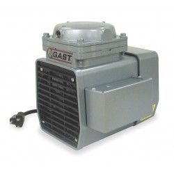 Gast - DOA-P707-FB - 1/3 HP Diaphragm Compressor/Vacuum Pump