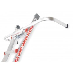 Little Giant - 10111 - Little Giant 10111 ladder Wing Span 4' Wide Fixed Stability