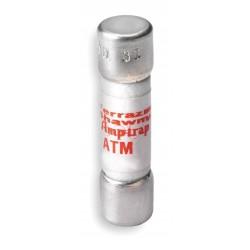 Mersen - ATM15 - Ferraz ATM15 Fuse, 15A, 600V AC/DC, Midget, Fast Acting, 100kAIC