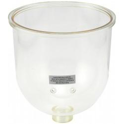 Baldwin Filters - 100-21BP - Bowl, Clear