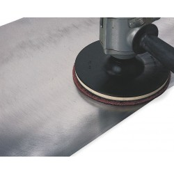 Scotch-Brite - 00670 - 8 Hook-and-Loop Sanding Disc, Aluminum Oxide, Medium, Non-Woven, SC-DH, EA1