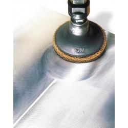 Scotch-Brite - 05531 - 3 Quick Change Disc, Aluminum Oxide, TR, Medium, Non-Woven, SC-DR, EA1