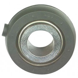 NTN-SNR - CDS211TTR23 - Disc Bearing, Rubber Mounted, 1.78 In Bore