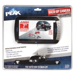 Old World Industries - PKC0BU7-01 - Back Up Camera, CMOS, Monitor 7, TFT-LCD