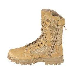 5.11 Tactical - 12347 - 8H Men's Boots, Plain Toe Type, Coyote, Size 4