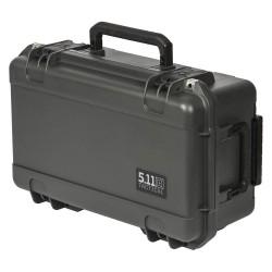5.11 Tactical - 57005 - Protective Case, Gray/Black, 22-13/32 L