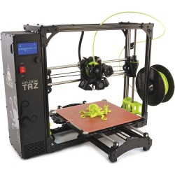 Aleph Objects - 817752017954 - 3D Printer, 6.25A, 100/240VAC