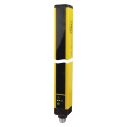 Ifm - OY001S - Yellow Light Curtain, 19.7 ft. Max. Sensing Distance, 24VDC Input Voltage