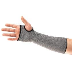 Ansell-Edmont - 11-271 - Cut Resistant Sleeve w/ Thumbhole, 16 L