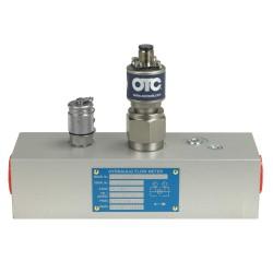 OTC - 4290 - Flow Block, 7-1/2 L