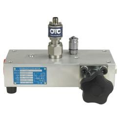 OTC - 4291 - Flow Block, 8-3/4 L