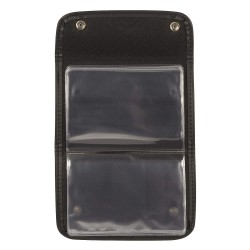 JJ Keller - 3524 - Document Holder, Window Dash Mount, Black
