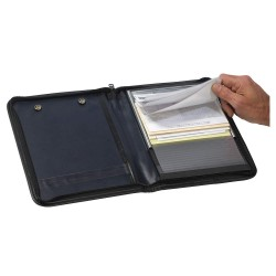 JJ Keller - 2946 - Document Holder, Window Dash Mount, Black