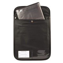 JJ Keller - 308 - Document Holder, Window Dash Mount, Black