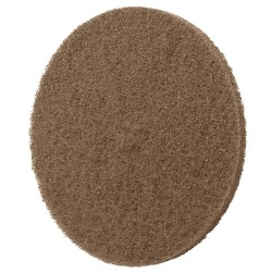 Scotch-Brite - CP-HA - 6 Coated Hook-and-Loop Sanding Disc, 60 Abrasive Grit, Medium Grade, Aluminum Oxide
