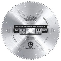Diablo Tools - LU89M014 - 14 Carbide Wood Cutting Circular Saw Blade, Number of Teeth: 100