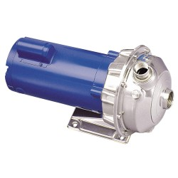 Goulds Water / Xylem - 2ST1D9F4 - 3/4 HP Centrifugal Pump, 3 Phase, 208-230/460 Voltage, 316 Stainless Steel Housing Material