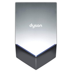 Dyson - 307174-01 - Polycarbonate ABS, Integral Nozzle Automatic Hand Dryer, 110 to 127 Voltage
