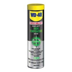 WD-40 - 300394 - Specialist Green Lithium Complex High Temperature Grease, 14 oz., NLGI Grade: 2