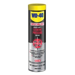 WD-40 - 300400 - Specialist Red Lithium Complex Extreme Pressure Grease, 14 oz., NLGI Grade: 2