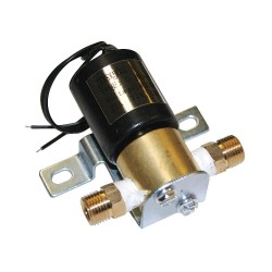 BestAir PRO - 25019-1 - Solenoid with Bracket; For Use With 24V Universal Furnace Humidifier