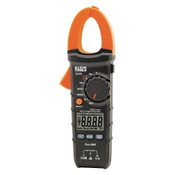 Klein Tools - CL310 - Clamp On Digital Clamp Meter, -40 to 1832F Temp. Range, 1-1/8 Jaw Capacity, CAT III 600V