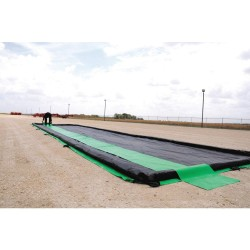 Ultratech - 8343 - Track Belt, Green, 30 L