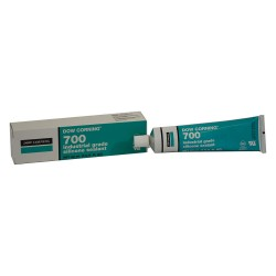 Dow Corning - 2026350 - Clear Sealant, Silicone, 3.0 oz.