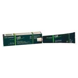 Dow Corning - 3138356 - Clear Sealant, Silicone, 3.0 oz.