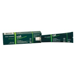 Dow Corning - 2423472 - Multipurpose Red Heat Resident Sealant, 90mL