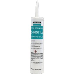 Dow Corning - 3074153 - Multipurpose Black Auto Sealant, 300mL