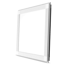 RCA - R30T66U2DU40 - Recessed Troffer, LED Replacement For 4 Lamp T8, 4000K, Lumens 3300, Fixture Rated Life 100, 000 hr.