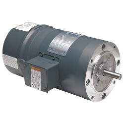 Marathon Electric / Regal Beloit - 056T17F99014 - 1-1/2 HP Brake Motor, 3-Phase, 1750 Nameplate RPM, 230/460 Voltage, Frame 56C